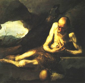 Reproduction oil paintings - Jusepe de Ribera - St. Paul the Hermit