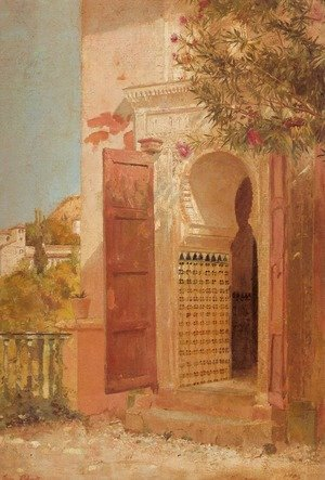 Moorish Doorway