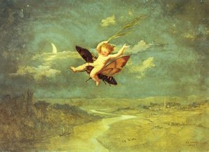 Moon Fairies II 1853