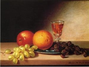 Famous paintings of Apples: Fruit and Wine