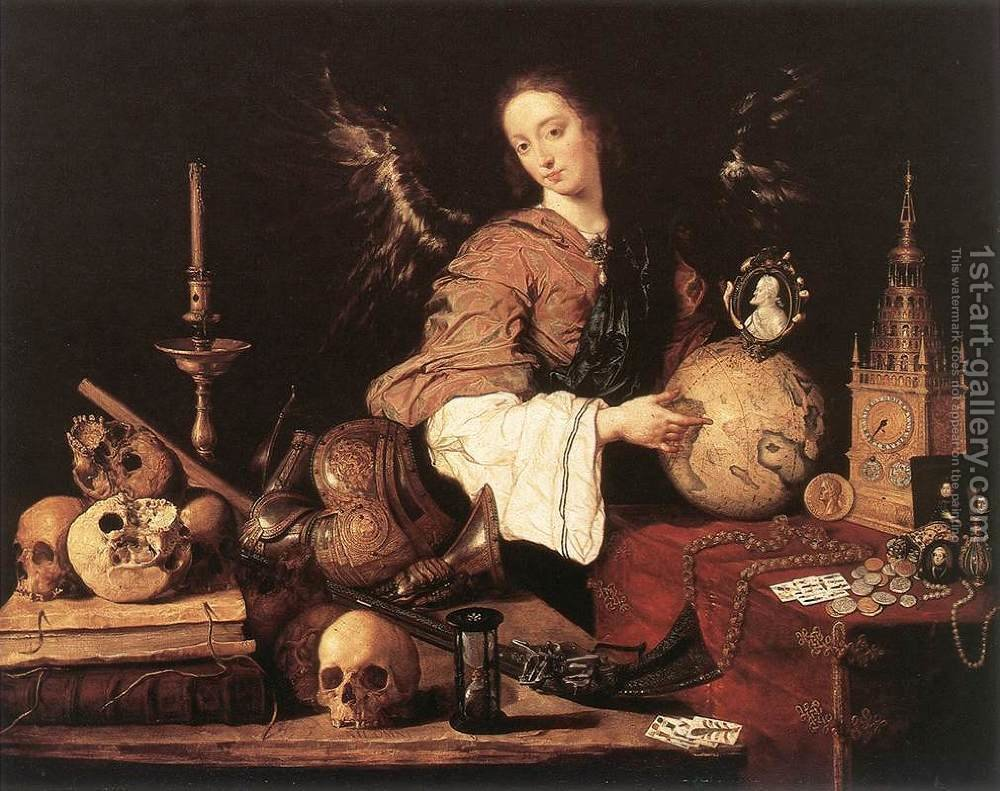 Huge version of Allegory c. 1654