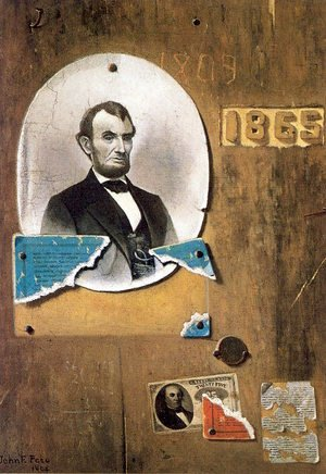 Lincoln and the 25 Cent Note 1904