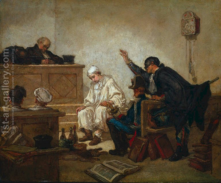 Image result for court painting