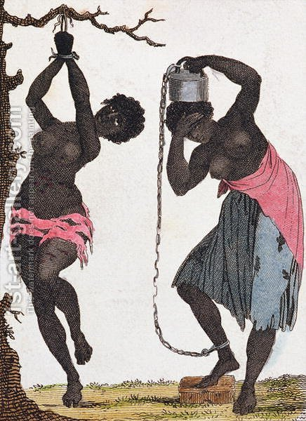 How To Punish A Slave