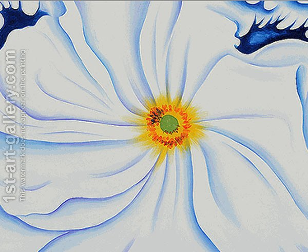 White flower 1929 georgia okeeffe after reproduction 1st art white flower 1929 by georgia okeeffe after reproduction oil painting mightylinksfo