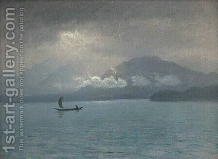 Alaska by Albert Bierstadt - Reproduction Oil Painting