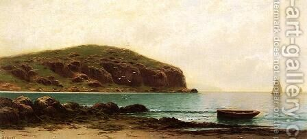 Coastal View by Alfred Thompson Bricher - Reproduction Oil Painting