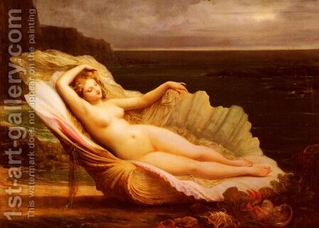 Venus by Henri Pierre Picou - Reproduction Oil Painting