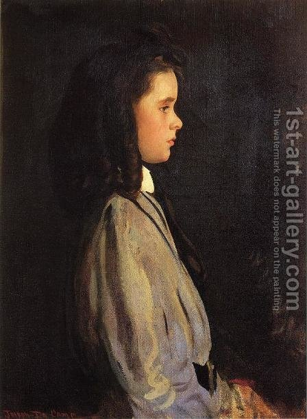 Pauline by Joseph Rodefer DeCamp - Reproduction Oil Painting