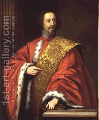 Portrait of a Procurator by Giovanni Bernardo Carboni - Reproduction Oil Painting