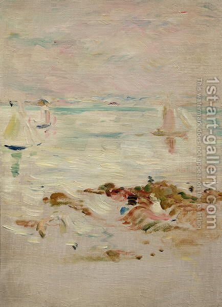 Sailboats 1894 by Berthe Morisot - Reproduction Oil Painting