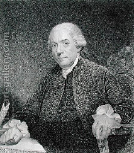 Henry Laurens 2 by John Singleton Copley - Reproduction Oil Painting