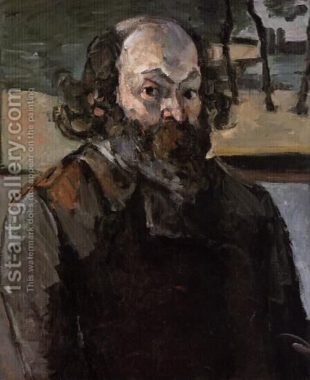 Self Portrait I by Alexander Lawrie - Reproduction Oil Painting