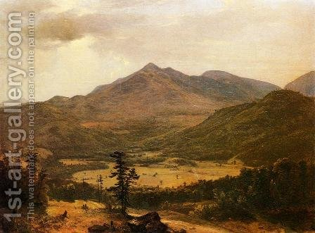 Adirondacks by Asher Brown Durand - Reproduction Oil Painting