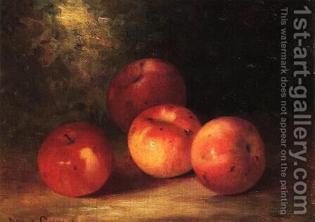 Still Life with Apples by Bryant Chapin - Reproduction Oil Painting