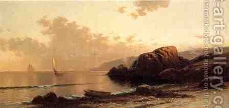 Headlands by Alfred Thompson Bricher - Reproduction Oil Painting