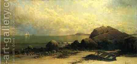 Low Tide II by Alfred Thompson Bricher - Reproduction Oil Painting