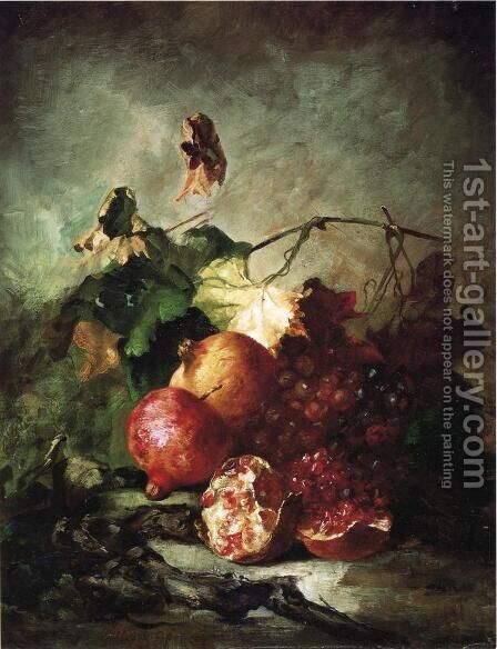 Fruit by Mary Nay Spencer - Reproduction Oil Painting