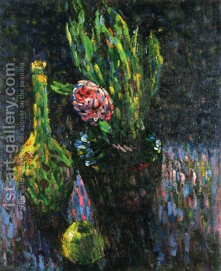 Hyacinth by Alexei Jawlensky - Reproduction Oil Painting