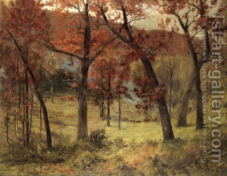 The Clearing by Charles DeWolf Brownell - Reproduction Oil Painting