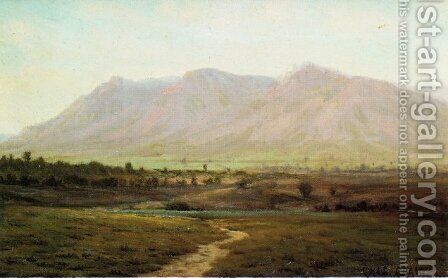 Colorado Landscape by Charles Craig - Reproduction Oil Painting