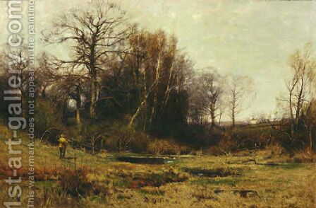 Early Spring by Charles Harry Eaton - Reproduction Oil Painting