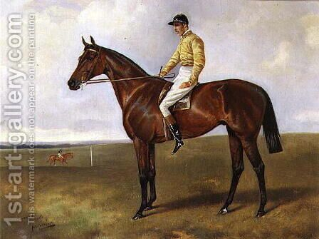Ormonde, 1886 by Alfred Wheeler - Reproduction Oil Painting