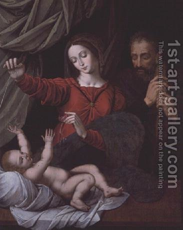 The Madonna of Loreto by (after) Raphael (Raffaello Sanzio of Urbino) - Reproduction Oil Painting