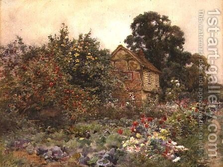 Holmwood, Surrey by Alberto Pisa - Reproduction Oil Painting