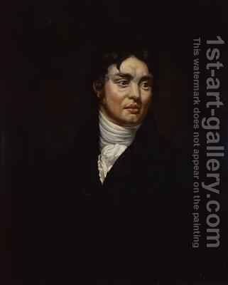 Samuel Taylor Coleridge 1804 by James Northcote, R.A. - Reproduction Oil Painting