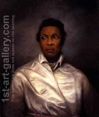 Othello The Moor of Venice 1826 by James Northcote, R.A. - Reproduction Oil Painting