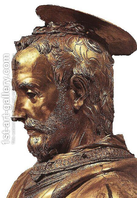 Side View by Donatello - Reproduction Oil Painting