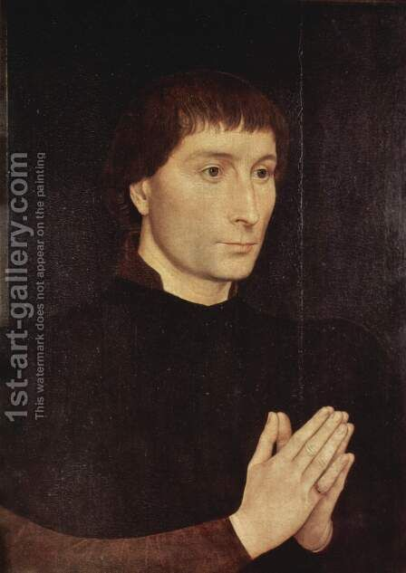 Tommaso Portinari by Hans Memling - Reproduction Oil Painting