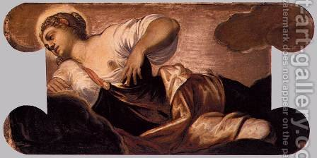 Allegory of Truth by Jacopo Tintoretto (Robusti) - Reproduction Oil Painting