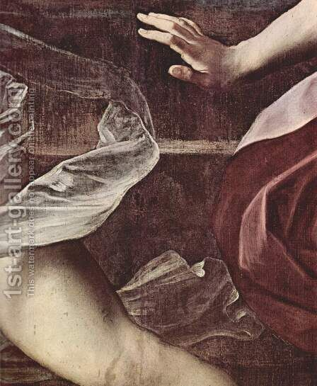 Atalante and Hippomenes, Detail 2 by Guido Reni - Reproduction Oil Painting