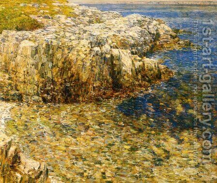 Isles of Shoals 2 by Childe Hassam - Reproduction Oil Painting