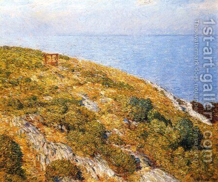 Isles of Shoals 4 by Childe Hassam - Reproduction Oil Painting