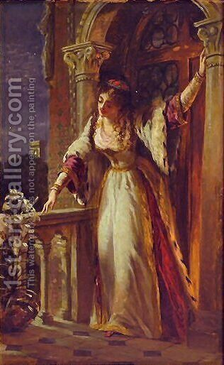 It is I; be not afraid by Dicksie Frank - Reproduction Oil Painting