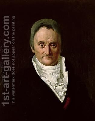 Philippe Pinel 1745-1826 by Anna M. Merimee - Reproduction Oil Painting