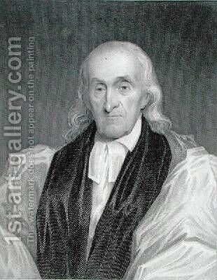 William White 1748-1836 aged 85 by (after) Longacre, James Barton - Reproduction Oil Painting