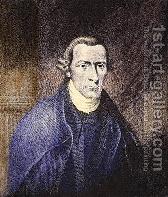 Patrick Henry by (after) Longacre, James Barton - Reproduction Oil Painting