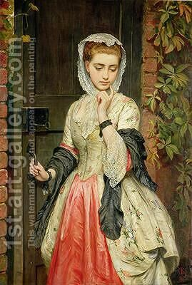 Rejected Addresses 1876 by Charles Sillem Lidderdale - Reproduction Oil Painting