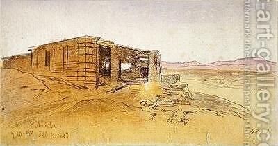 Amada 4 by Edward Lear - Reproduction Oil Painting