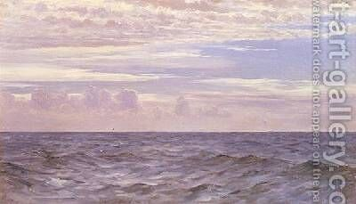 Seascape by Charles Parsons Knight - Reproduction Oil Painting