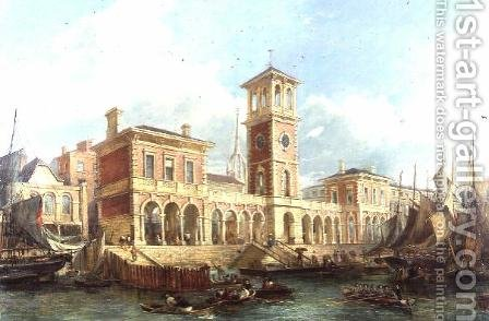 Billingsgate by James Holland - Reproduction Oil Painting