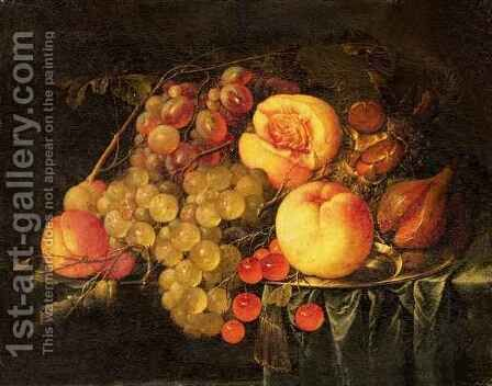 Still Life 2 by Cornelis De Heem - Reproduction Oil Painting