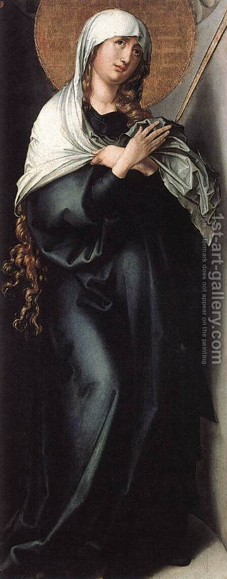 The Seven Sorrows of the Virgin Mother of Sorrows by Albrecht Durer - Reproduction Oil Painting