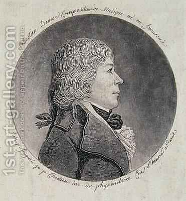 Sebastien Demar 1763-1832 by (after) Fouquet, Jean - Reproduction Oil Painting