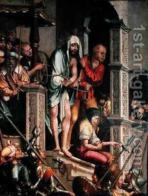 Ecce Homo by Cristovano Figueiredo - Reproduction Oil Painting