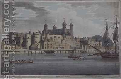 The Tower of London by (after) Farington, Joseph - Reproduction Oil Painting
